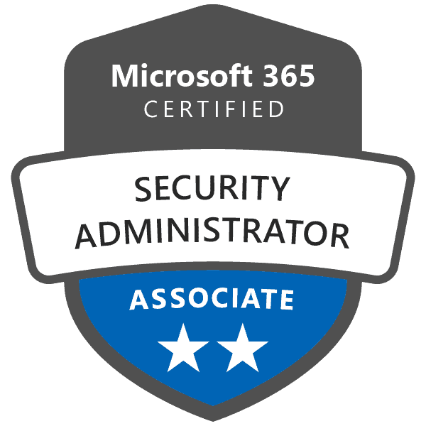 Microsoft 365 Certified Security Administrator