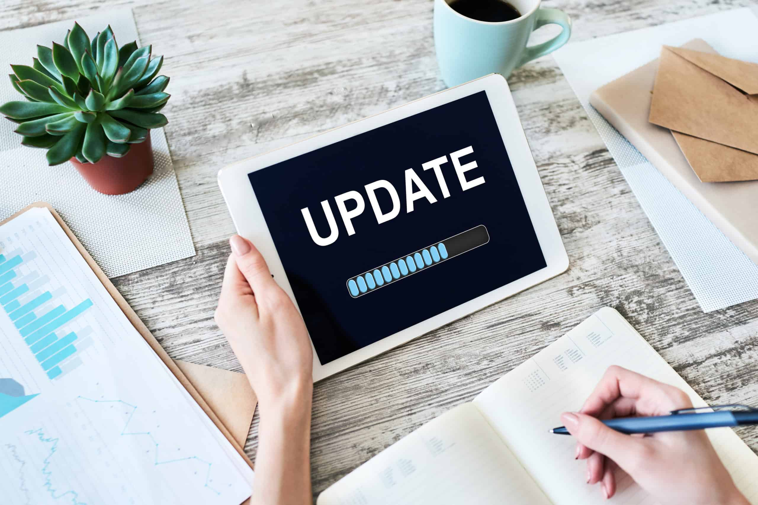 Are All Your Software & Hardware Updated? Here's Why It's Critical That They Are